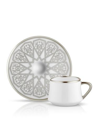 Koleksiyon Koleksiyon Sufi Türk Kahvesi St 6'lı Selçuklu Platin Renkli